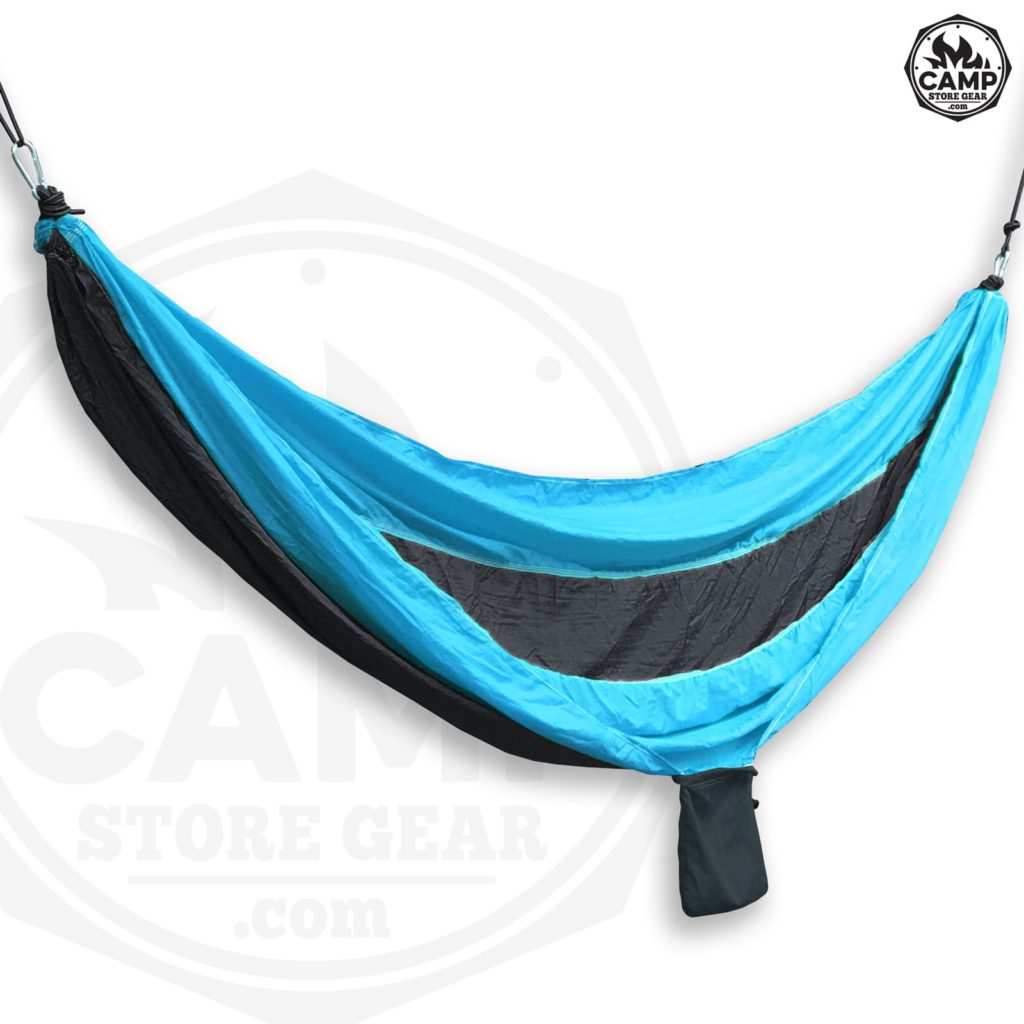 Black/Blue Hammock