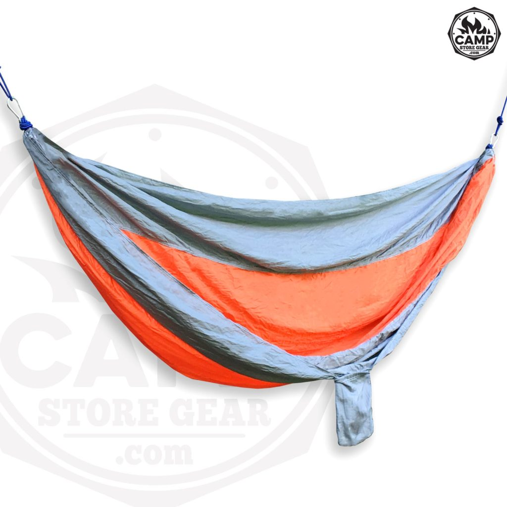 Orange/Silver Hammock